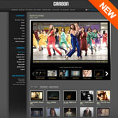 PHP Melody Carbon Theme Full Fixed For 1.6.5 by iBooW