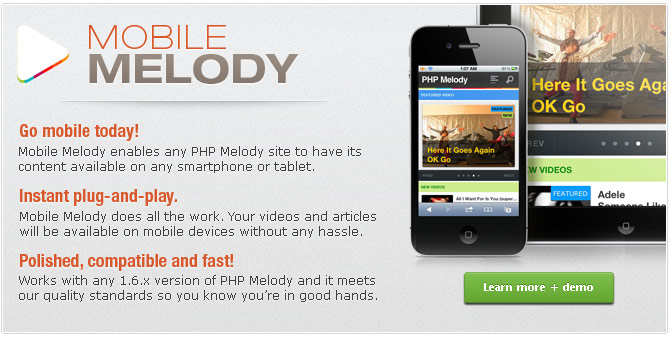 ����� PHP Melody���� ��� ���� 2012+����� ������ 1500����� +����������� ����